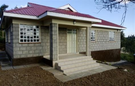 3 bedroom house building cost average cost of building a 3 bedroom house in kenya