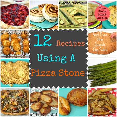 stone house pizza 12 recipes to make on a pizza stone