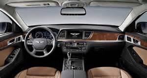 Hyundai Genesis Interior 2017 Hyundai Genesis Specs Review And Release Date 2017