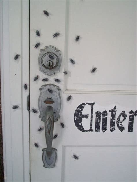 door fans to keep bugs out haunt your house 18 ideas to create the spookiest place