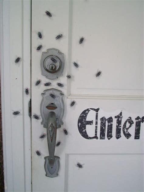 Flies Hanging Around Front Door haunt your house 18 ideas to create the spookiest place