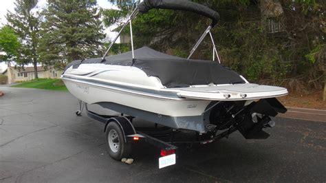 starcraft deck boat for sale starcraft 220 starstep deck boat boat for sale from usa
