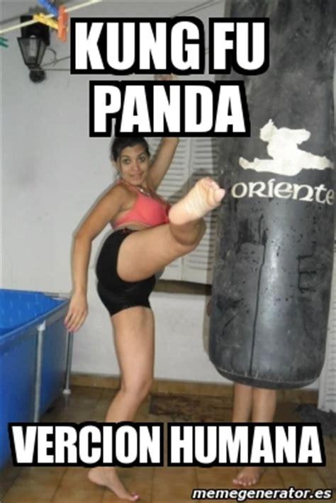 Fu Meme Generator - meme personalizado kung fu panda vercion humana 2652200