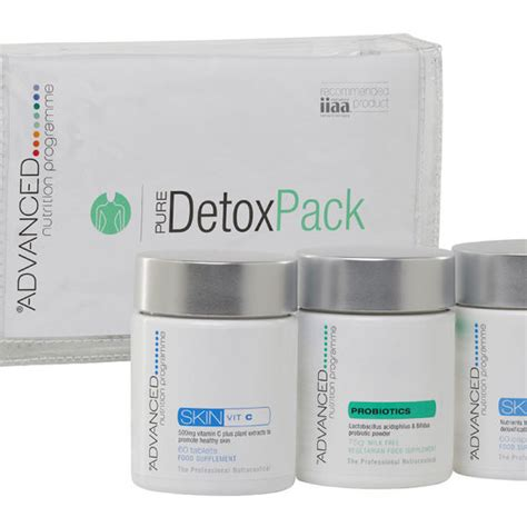 Detox Pack For by Detox Pack Beautiful World Salon Twickenham