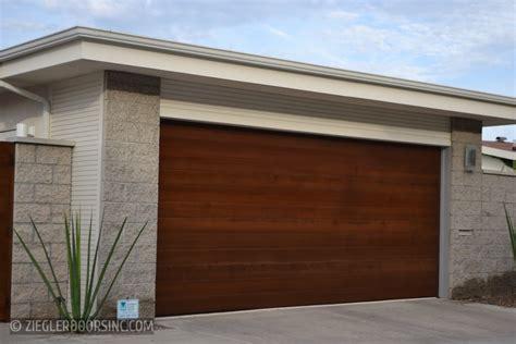 modern garage doors modern garage doors by ziegler doors inc