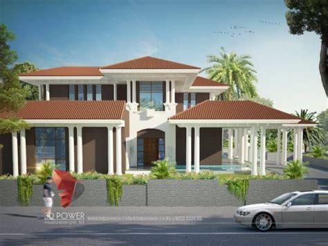 view bungalow 3d power 3d rendering 3d walkthrough architectural 3d