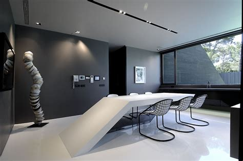 ultra modern dining room lighting home design ideas world of architecture ultra modern concrete house by a