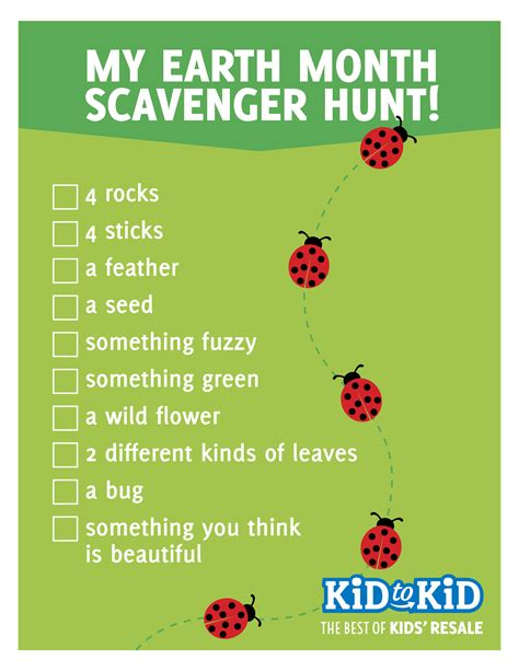 backyard scavenger hunt list 2013 treasure hunt list autos post