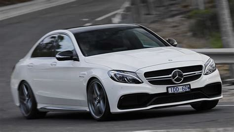 c63 mercedes amg mercedes amg c63 s sedan 2016 review road test carsguide
