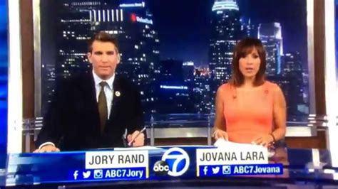 jovana lara vista la how old is jovana lara abc 7 vista la nacho figueros l g