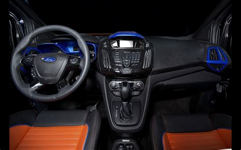 Ford Transit Connect Interior 2014 Ford Transit Connect Wheels Suv Tuning Interior H