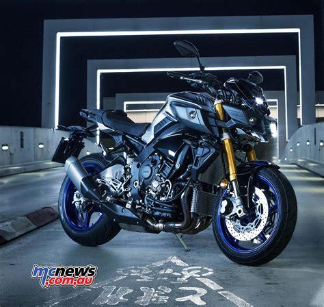 Yamaha MT 10 SP gets YZF R1M supersport tech   MCNews.com.au