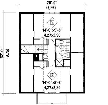 getaway floor plan simple getaway 80168pm architectural designs house plans