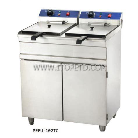electric fryer machine with cabinet guangzhou itop