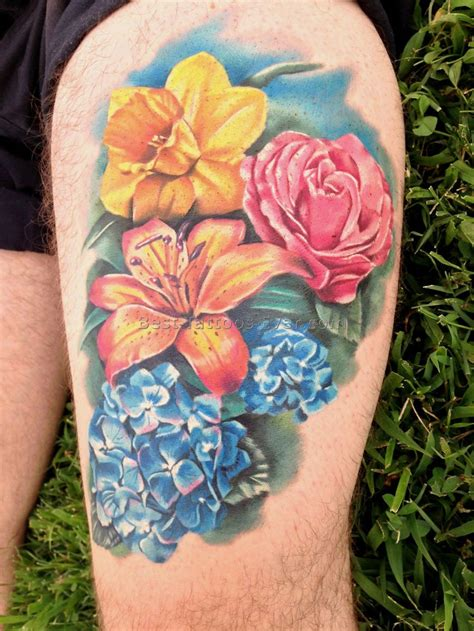 narcissus flower tattoo designs narcissus flower 10 best tattoos tatoos