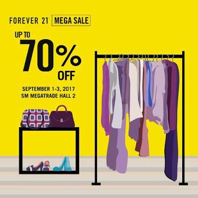 Forever 21 Giveaway 2017 - manila shopper forever 21 mega sale sept 2017 forever21megasale