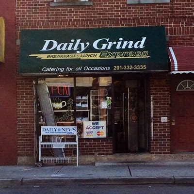 Ginding Cuanki Express 23 daily grind express 23 rese 241 as desayuno y brunch 352 w side ave jersey city nj estados