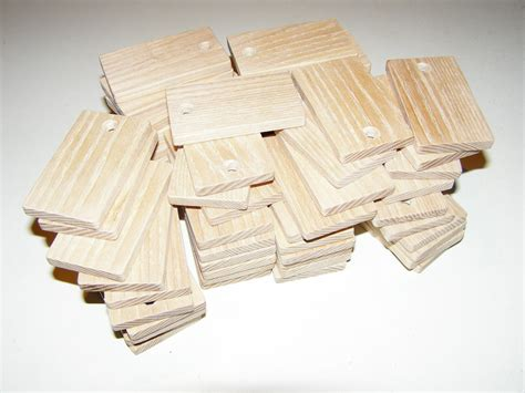 Wooden Blanks For Decoupage - ash wood tiles blanks for decoupage lot of 60