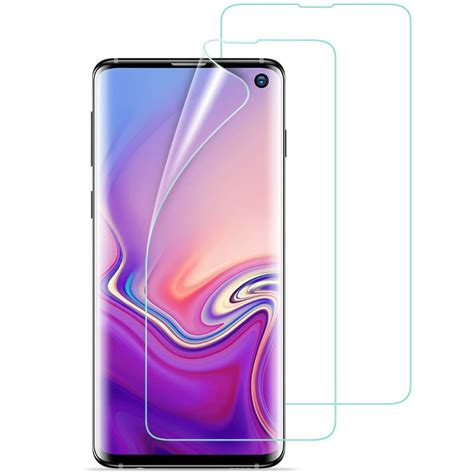 galaxy   tempered glass full coverage screen protector esr