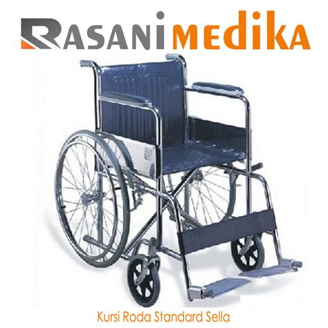 Kursi Roda Di Tasikmalaya distributor kursi roda bintaro rasani medika