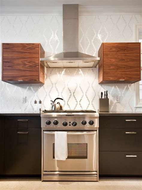Kitchen Backsplash Material Options by Creative Ideas For Your Kitchen Back Splashes Interior