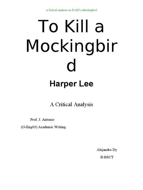 to kill a mockingbird themes of racism to kill a mockingbird racism essay job essays resume