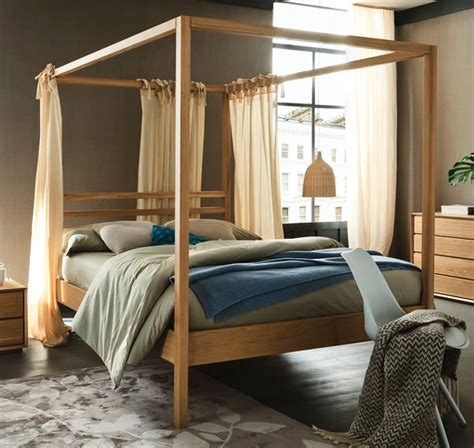 letto a baldacchino una piazza e mezza letto baldacchino alta corte nemo 35 letti a prezzi
