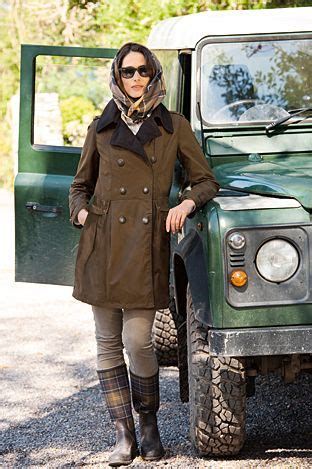 lade stile country barbour my county look http www annabelchaffer