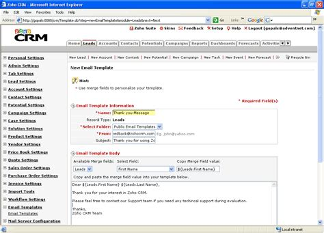 zoho crm templates zoho crm overview comparison