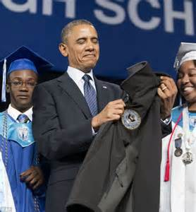 finest gifts for sixteen year outdated obama gives graduation speech at worcester technical high