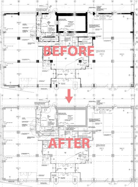 Fire Station Floor Plans by Toronto Cad Services Autocad Drafting Technical Drawings