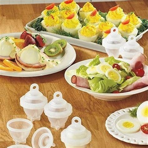 Eggstractor Easy Egg Peeler Pengupas Kulit Telur Promo eggies egg boiler alat rebus telur transparent jakartanotebook