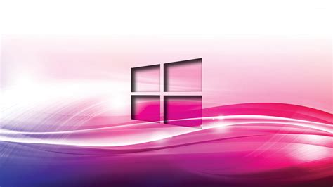 purple wallpaper for windows 10 windows 10 transparent logo on purple waves wallpaper