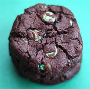 mint cookies chocolate mint chip cookies two peas their pod