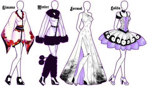 Custom Dresses 6 by 2050 on DeviantArt