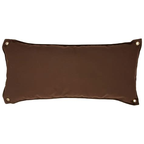 Canvas Pillows by Canvas Cocoa Hammock Pillow On Sale B Co