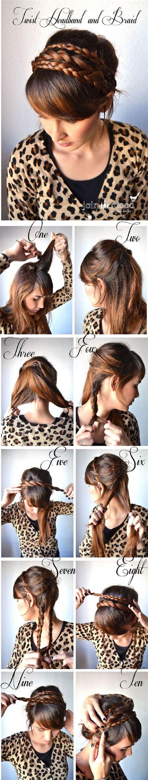 braided hairstyles picture tutorials 11 adorable hairstyle tutorials pretty designs