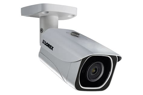 camara ip casera lorex 8mp 4k lnb8111b ip bullet camera lorex 4k ip camera