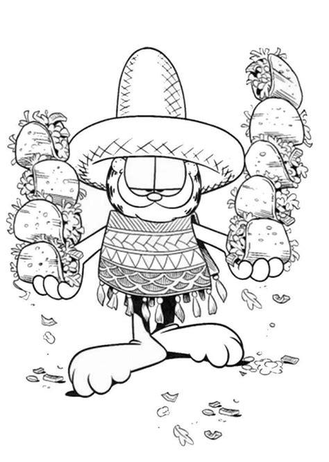 cinco de mayo coloring pages 35 free printable cinco de mayo coloring pages