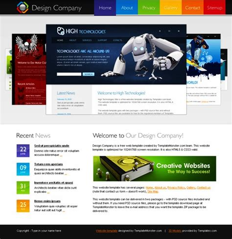 html5 templates for asp net developers top 17 most stunning css and html5 templates