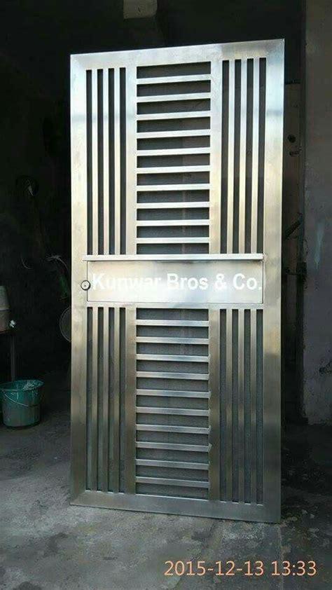 manufacturer  stainless steel doors