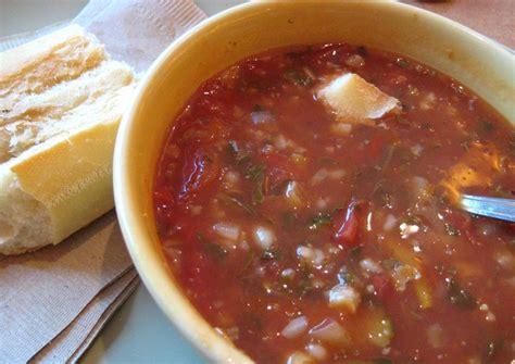 Garden Vegetable Soup Yelp Panera Bread Garden Vegetable Soup Recipe