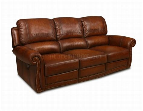 Brown Leather Sofa And Loveseat Leather Italia Light Brown Motion Sofa Loveseat Set