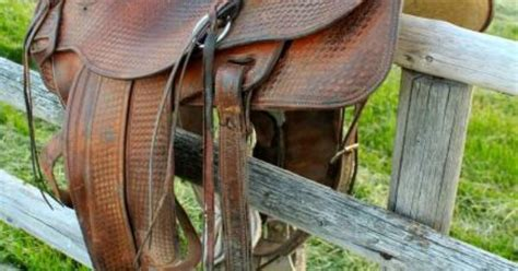 Handmade Saddles For Sale - handmade 15 inch k wade saddle for sale for more