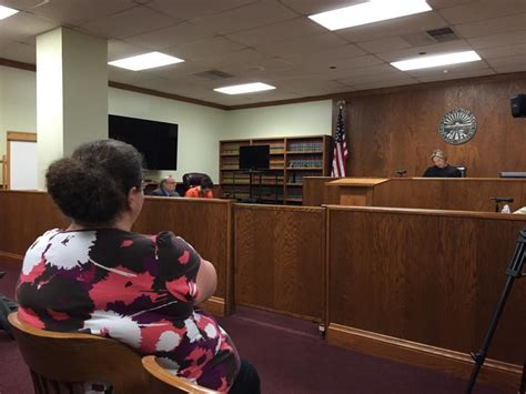 Bellefontaine Municipal Court Search Barton Sent To Common Pleas Court Audio Included Peak Of Ohio