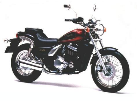 Motorrad Kawasaki 250 by Kawasaki El250 D5 Motorcycles Specification