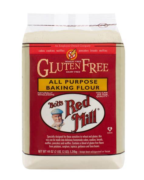 bobs red mill all purpose gluten free baking flour 22 bob s red mill gluten free all purpose baking flour 44 oz