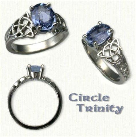custom celtic engagement rings custom celtic engagement