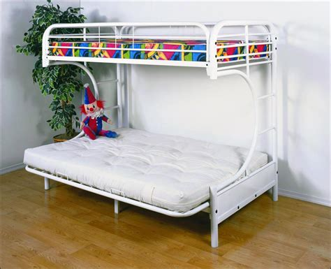 bunk bed with mattresses included the fundamentals of twin over futon bunk bed with mattress