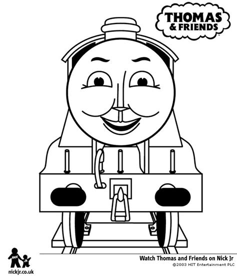 henry train coloring page 10 best images about thomas the train on pinterest